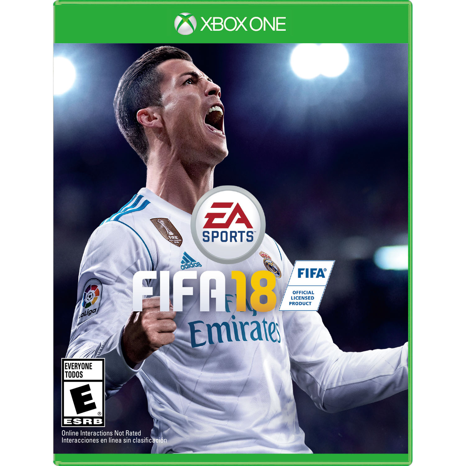 FIFA 18 XBX1- Pre-Owned
