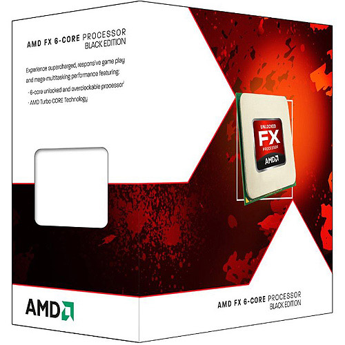 AMD FX-6300 6-Core Processor, Black Edition