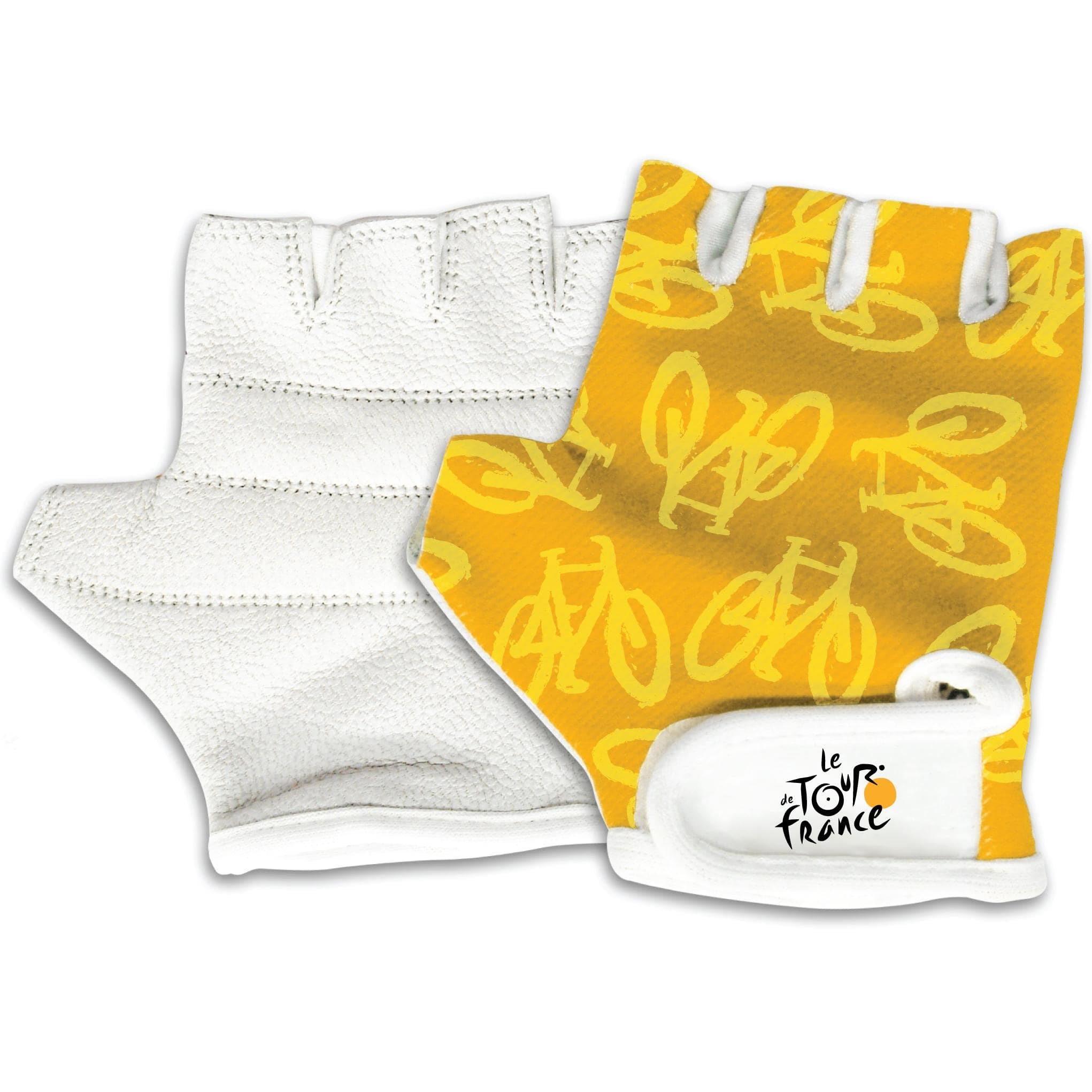 Tour de France Youth Bicycle Gloves