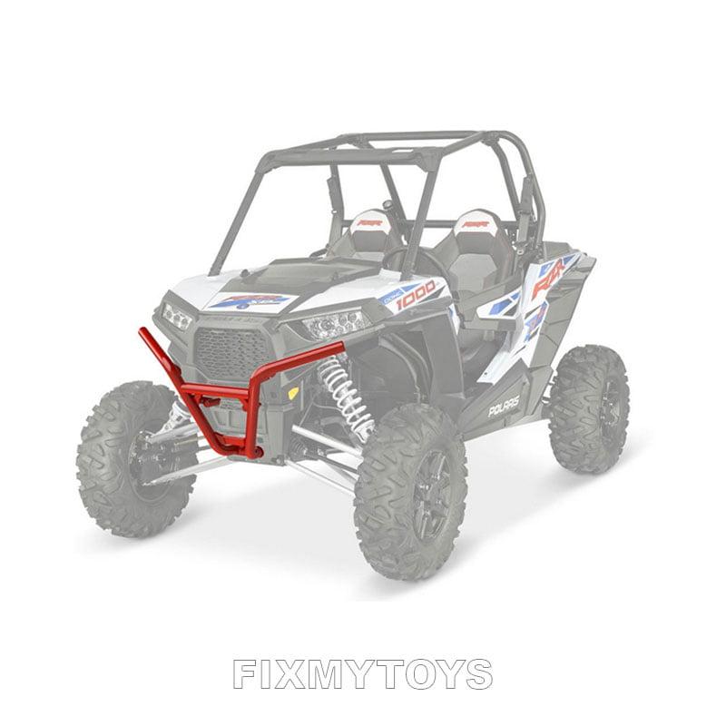 Polaris 2880166-293 Red Deluxe Front Bumper