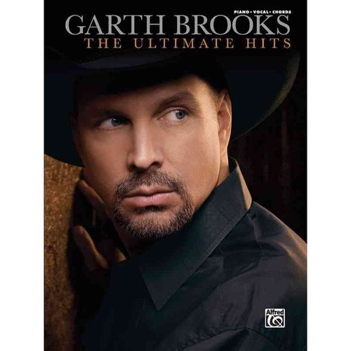 Garth Brooks: The Ultimate Hits, Piano/Vocal/chords