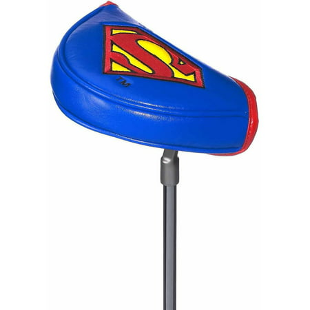 Creative Covers For Golf Superman Mallet Putter (Golf Putter Cover Winning Edge)