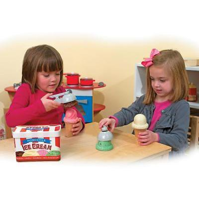 Pictures Ice Cream Cones - Melissa & Doug Ice Cream Cone Playset