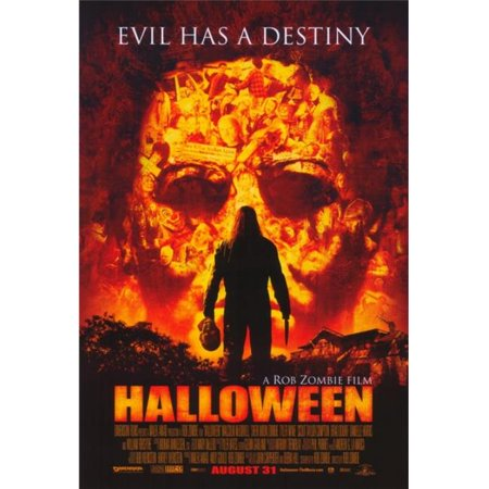 Pop Culture Graphics MOVGI5034 Halloween Movie Poster Print, 27 x 40 - 2017 Pop Culture Halloween