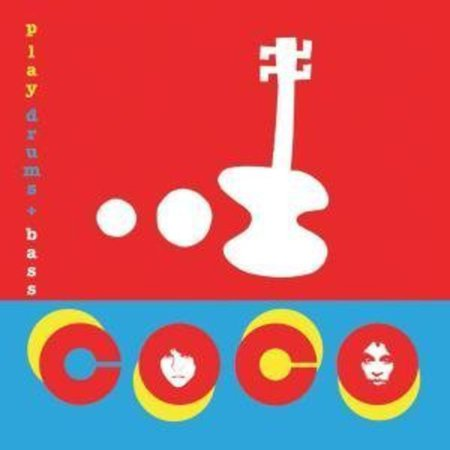 C.O.C.O. - Play Drums + Bass - Vinyl Vinyl Drum Bass