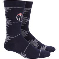 Washington Wizards Geo Crew Socks - L