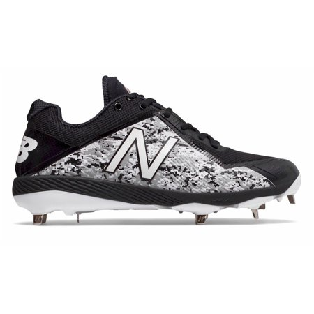 new balance l4040v4 baseball cleat low leather (Mundial Team Leather Tf Cleats)