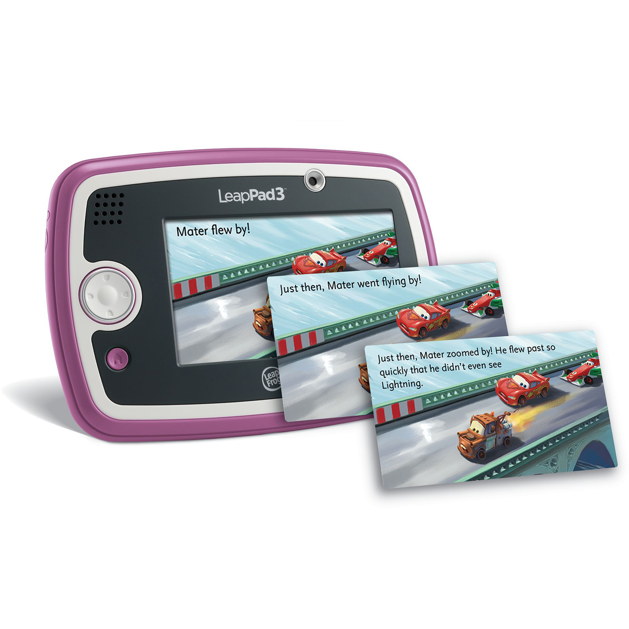 Walmart card offer prescreen - Leapfrog Leappad3 Kids Learning Tablet With Wi Fi Green Or Pink Walmart Com
