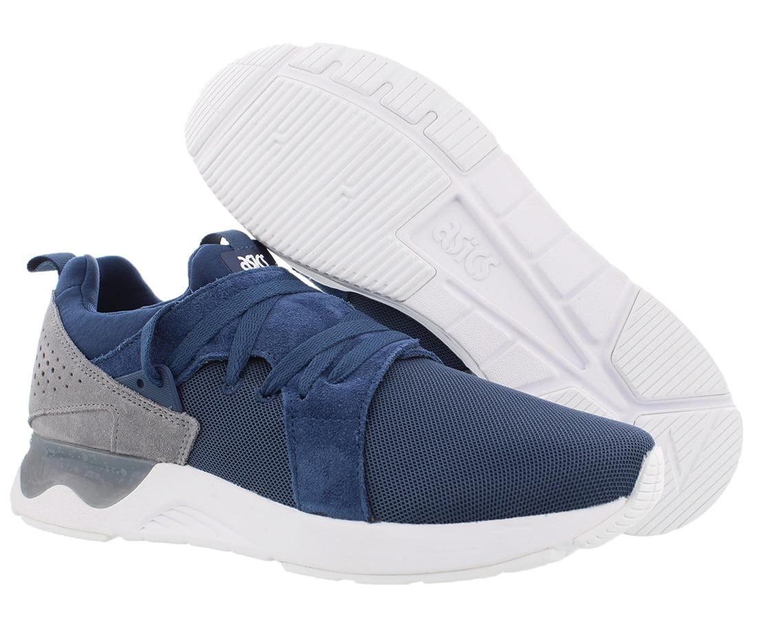 buy online 15db5 18b03 ASICS Tiger Men's Gel-Lyte V Sanze, Dark Blue/Stone Grey