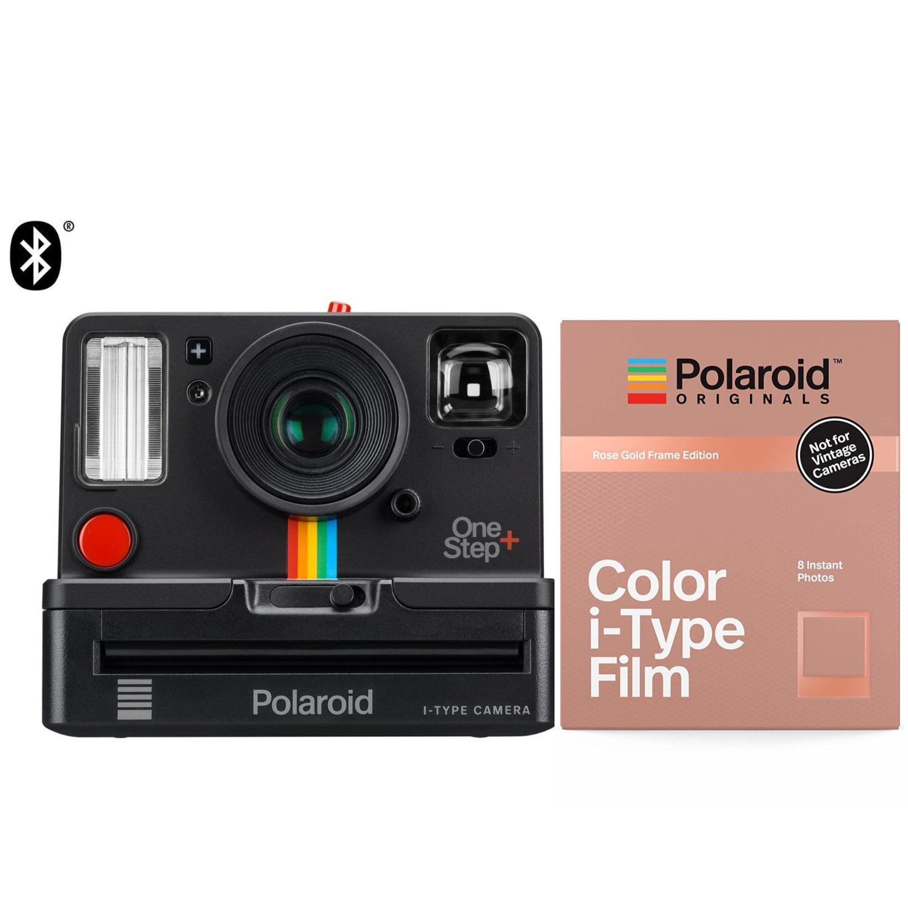 Polaroid Originals 9010 OneStep Instant Camera and Rose Gold I-type Film by Polaroid Originals