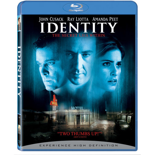 Identity (Blu-ray) (Widescreen)
