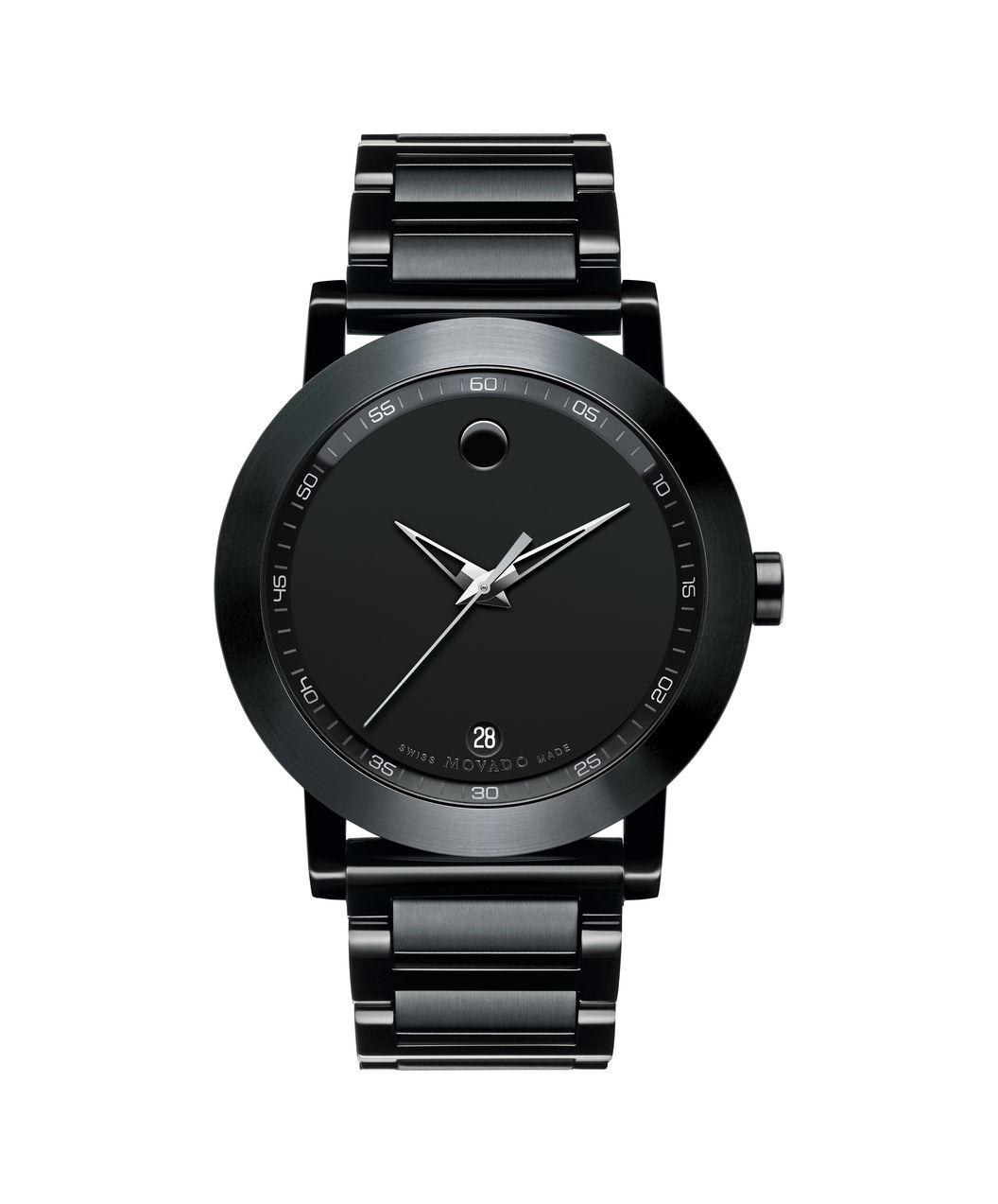 Museum Mens Watch - Stainless Steel