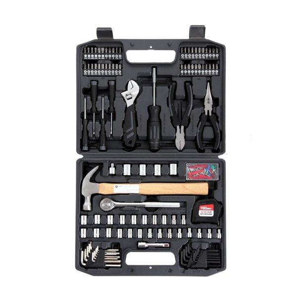 Hyper Tough 116-Piece Home Repair Tool Set - Walmart.com - Walmart.com