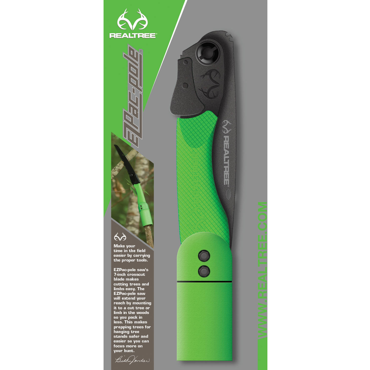 Realtree EZPac-Pole Saw