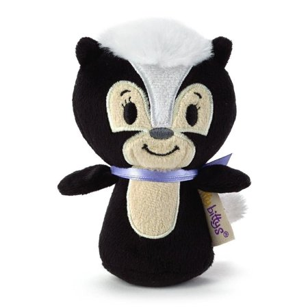 hallmark itty bittys limited edition disney flower the skunk from bambi - Thumper From Bambi