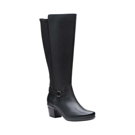 Women's Emslie March Wide Shaft Knee High Boot