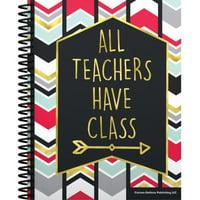 Aim High Teacher Planner (Hardcover)