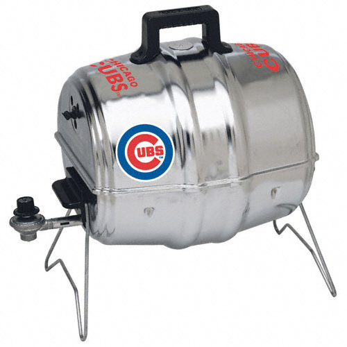 MLB - Chicago Cubs Propane Keg-A-Que