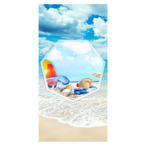 Custom Cornhole Boards Beach Cornhole Game Set by Custom Cornhole Boards