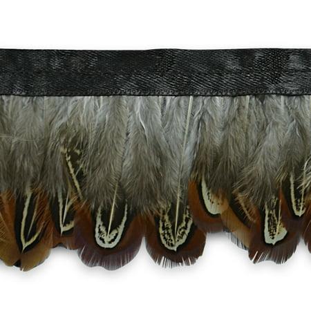 Expo Int'l 2 yards of Fancy Feather Fringe (Fancy Fringe)
