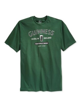 c727f0774f6cf Product Image Bioworld Mens Guinness Graphic T-Shirt forestgreen S