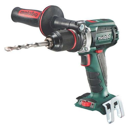 Cordless Drill\/ Driver, Metabo, BS18 LTX BL Impuls BARE