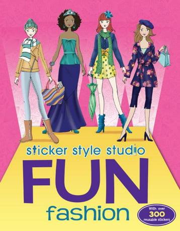 Sticker Style Studio Fun Fashion