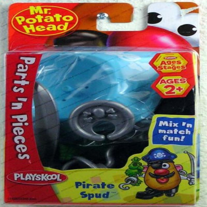Mr. Potato Head: Pirate Spud Parts n' Pieces by