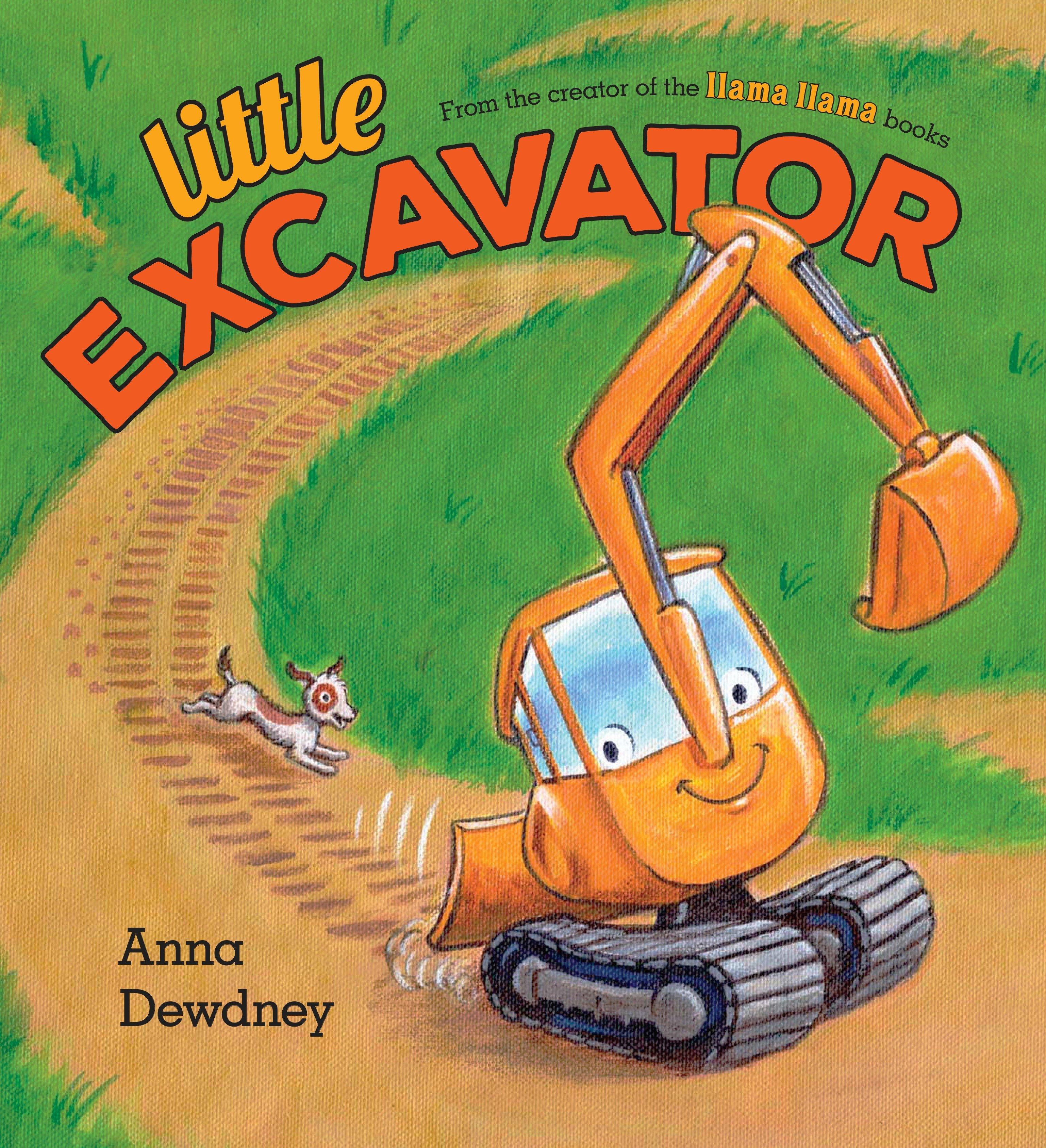 Little Excavator (Hardcover)