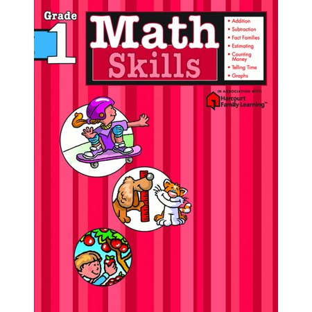 Math Skills, Grade 1 ()