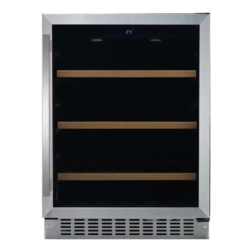 Fagor 6 Bottle Futuro Single Zone Built-In Wine Cooler