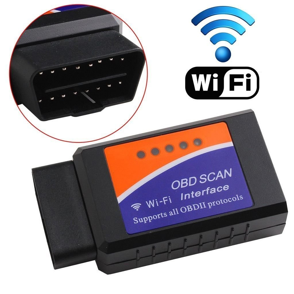 wifi scanner iphone obdii wifi scanner elm327 obd 2 auto car for pc iphone 13313