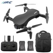 JJRC X12 Brushless RC Drone with Camera 3- Stabilized Gimbal 12MP 4K Photo Quadcopter Aircraft Indoor Outdoor for Adults 2 Battery