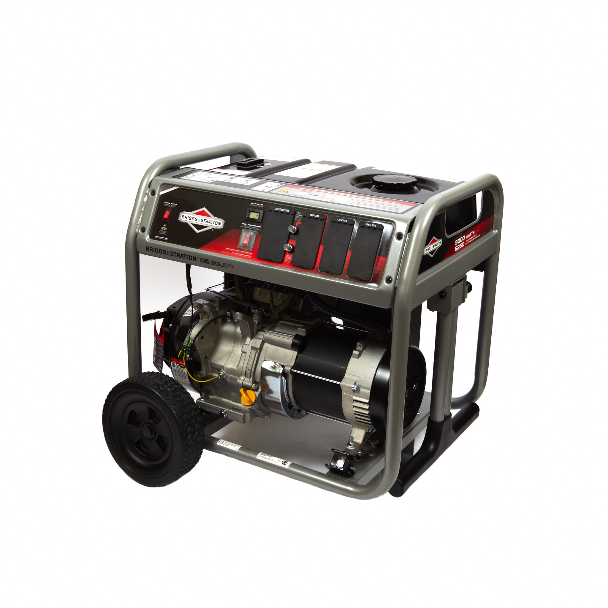 Briggs and Stratton 5000 Watt Portable Generator