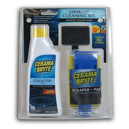 - Cerama Bryte - Cooktop Cleaning Kit