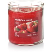 American Home by Yankee Candle Fresh Apple, 12 oz Medium 2-Wick Tumbler