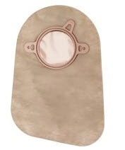 "Ostomy Pouch New Image - Item Number 18322 - 30 Each / Box - 1-3/4"" Flange"