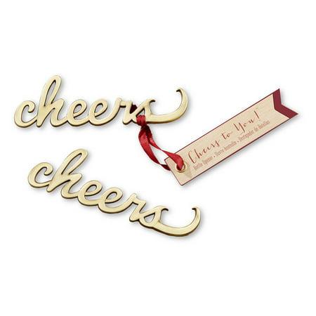 Kate Aspen 1.57 in. Cheers Bottle Opener ()