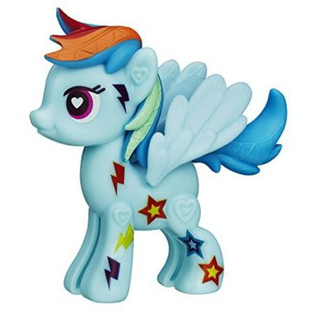 My Little Pony Pop Cutie Mark Magic Rainbow Dash Starter Kit - Rainbow Dash Light