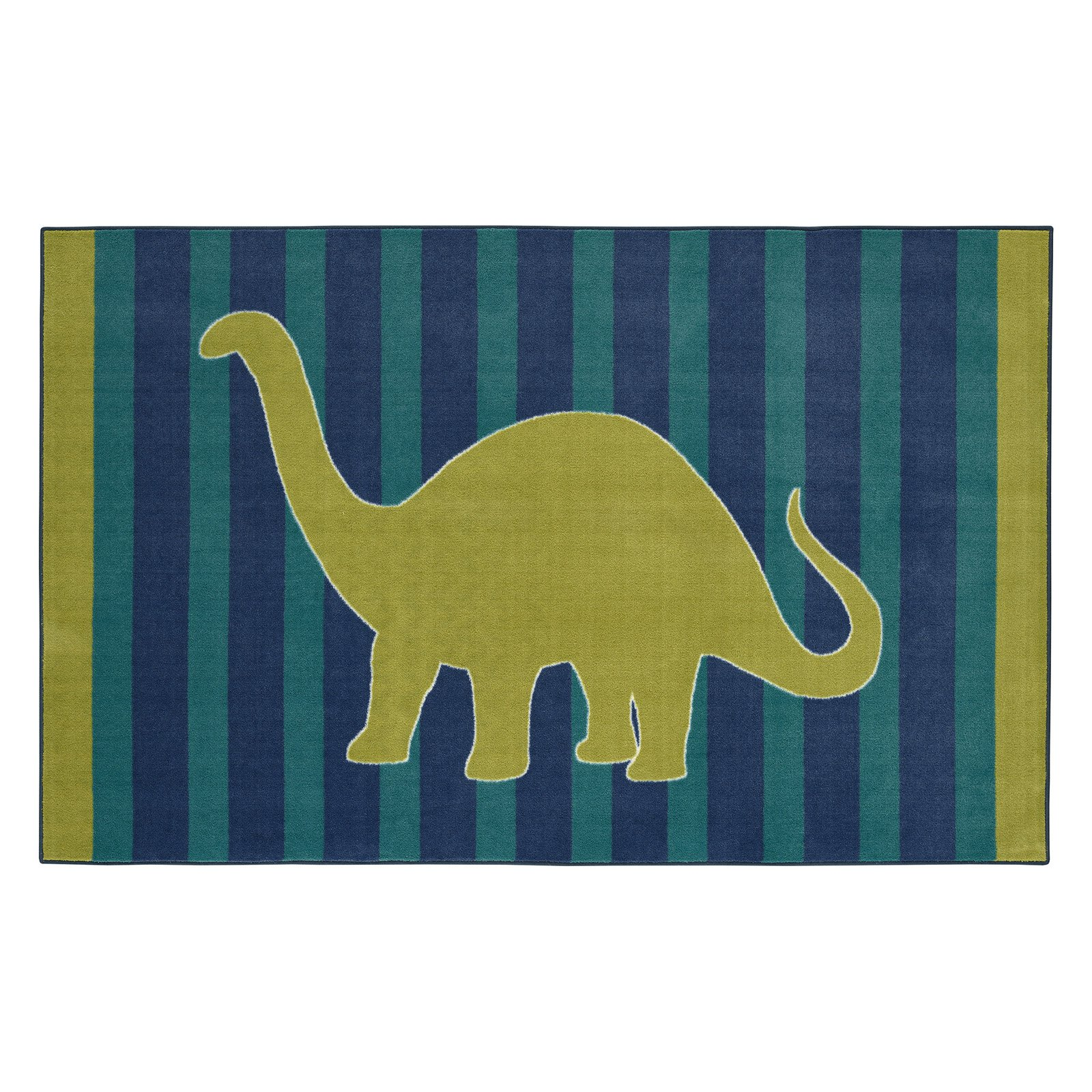 Mohawk Home Friendly Dinosaur Area Rug