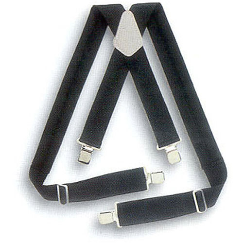 Custom Leathercraft 5121 Padded Work Suspenders