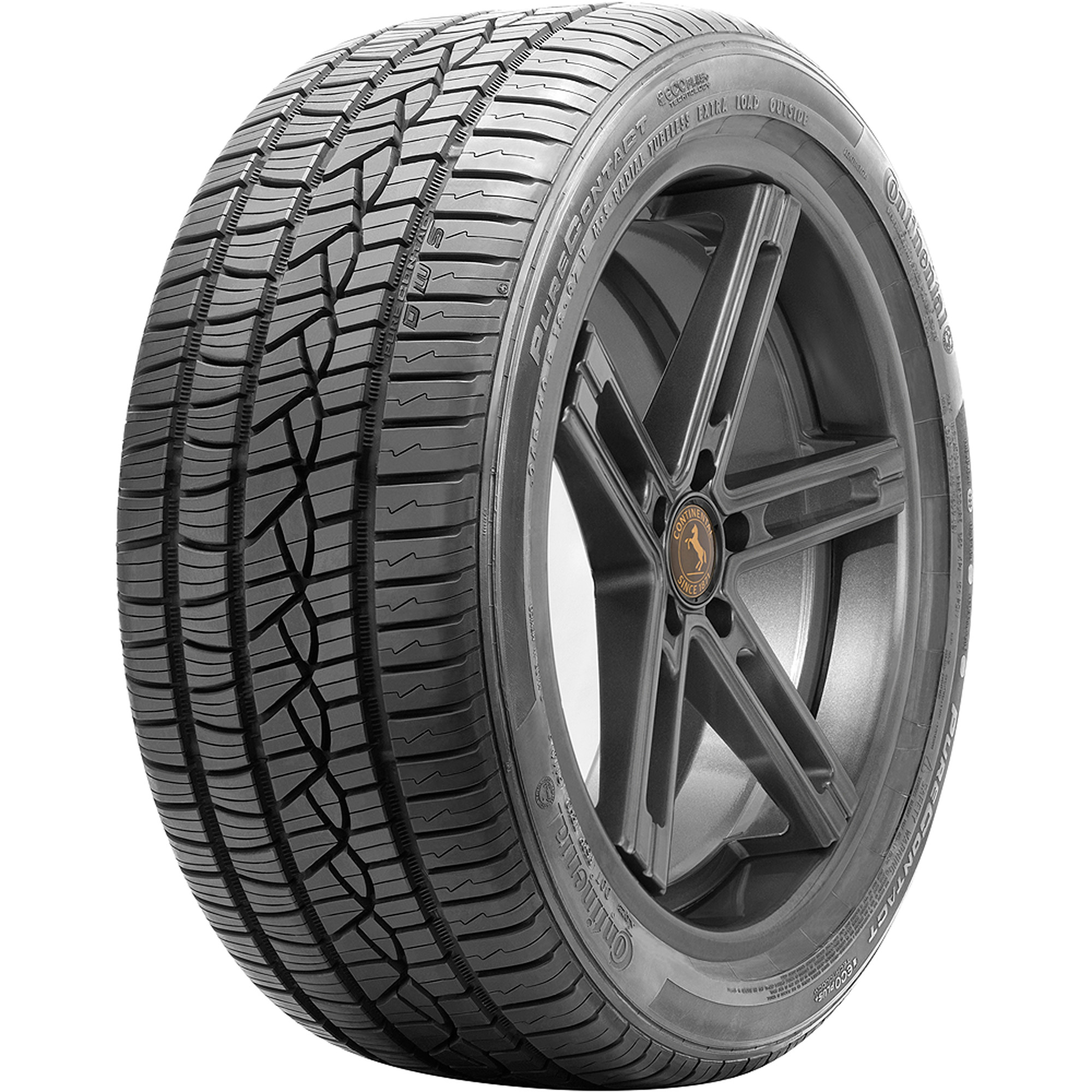 Continental PureContact Tire 205/55R16SL 91H