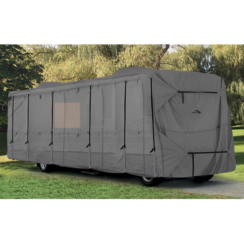 Camco UltraGuard 32' Class A RV Cover, Gray