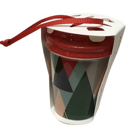 Starbucks 2017 Modern Trees Holiday Christmas Tree Ornament ()