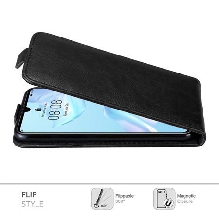 Cadorabo Case for Huawei P30 cover - Flip Style Case with Magnetic Closure - image 5 de 5