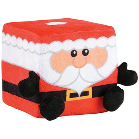 Santa Claus Christmas Winter Season Cube Figure QUBZ Decoration 8