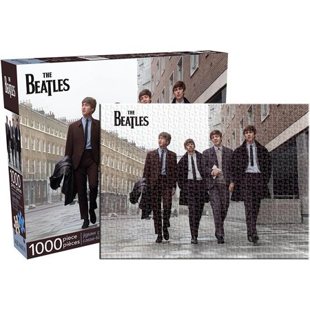 The Beatles Street Color 1000 Piece Puzzle