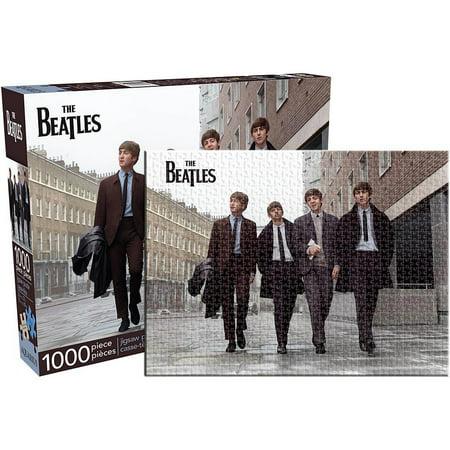 The Beatles Street Color 1000 Piece Puzzle