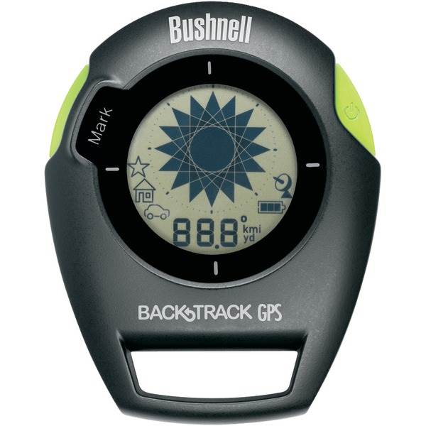Backtrack G2 Personal Locator (Black/Green)