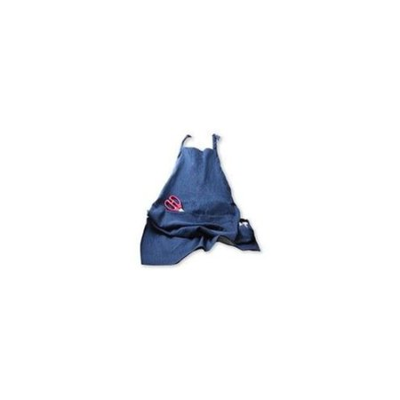 Denim Large Adult Apron w/2 Pockets: Stonewash Denim